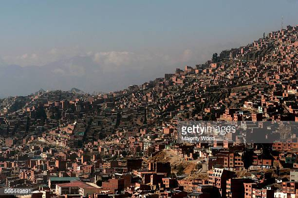 La Paz apears as a great modern city although untouchable But walking along its streets unveils the multiple and diverse heartbeat of its people...