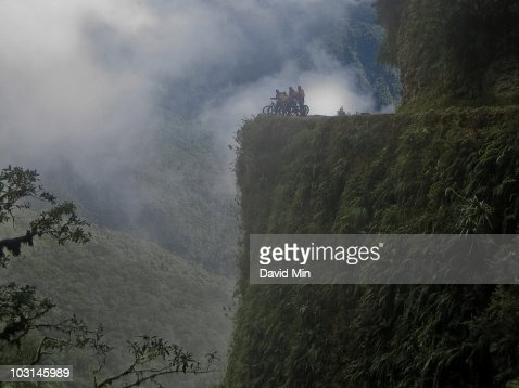 La Paz, Bolivia - Apocalyptic day