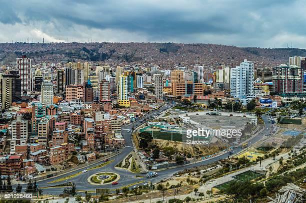La Paz, Bolivia ciudad