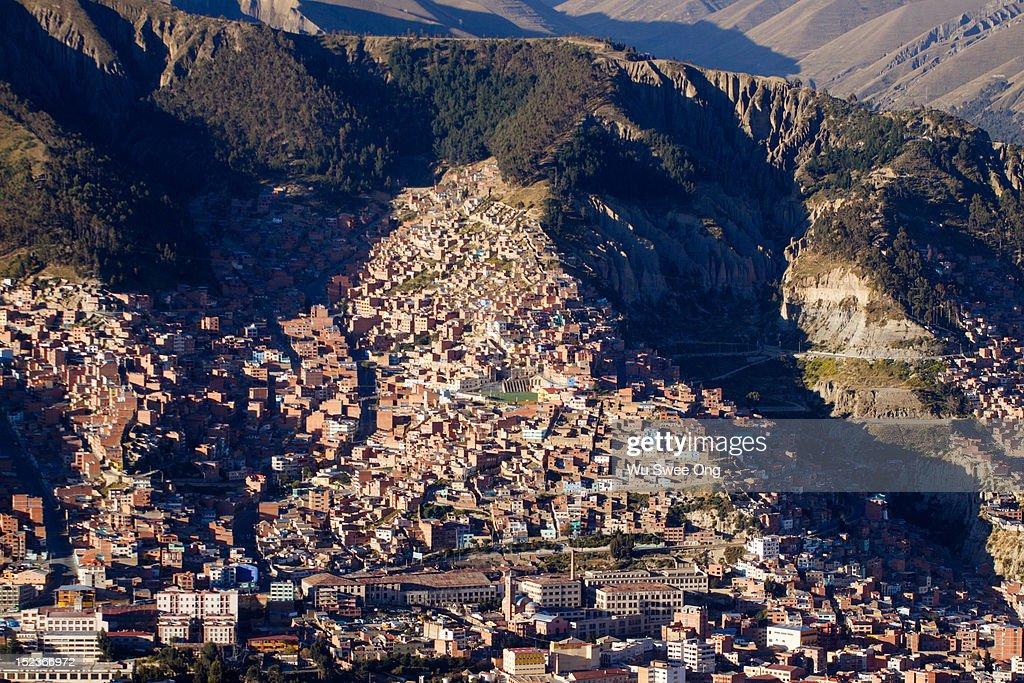 La Paz : Stock Photo
