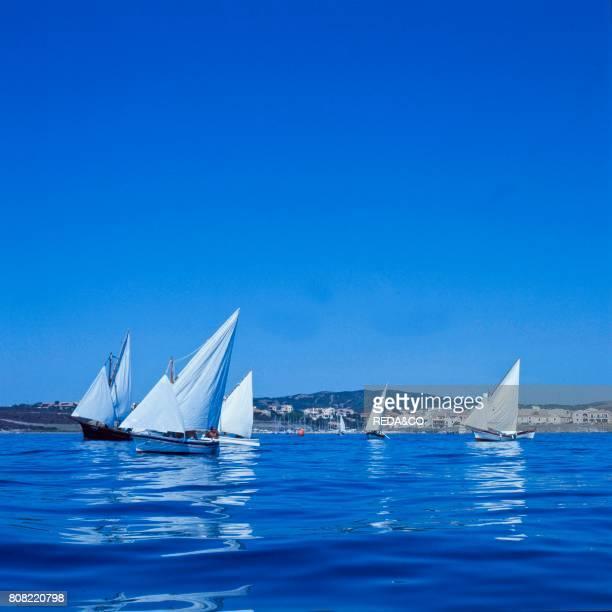 La Pelosa Stintino Provincia di Sassari Sardinia Italy Europe