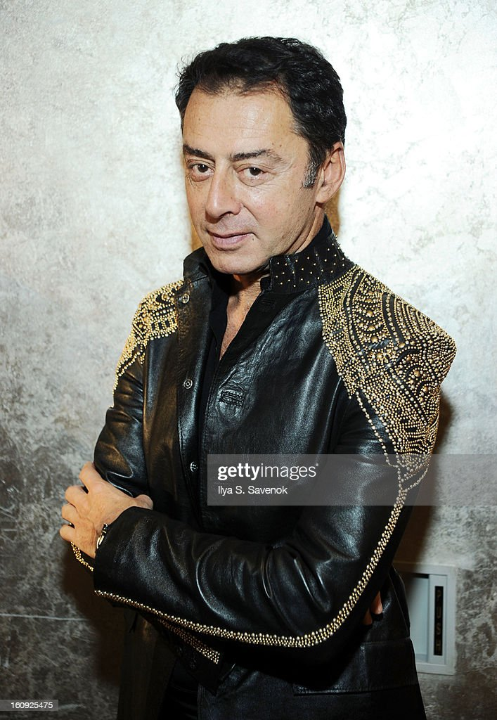 La Perla Creative Director/Designer Giovanni Bianchi attends the La Perla fall 2013 presentation during Mercedes-Benz Fashion Week at The Gallery at The Dream Downtown Hotel on February 7, 2013 in New York City.