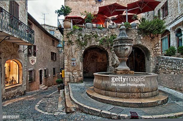 La Place de la Grande Fontaine