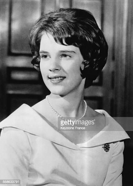 La Princesse AnneMarie a 16 ans le 30 juillet 1962 a Copenhague Danemark