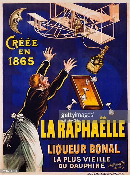 La Raphaelle Poster by J Rosetti