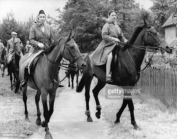 Princesse elizabeth stock photos and pictures getty images - Princesse cheval ...