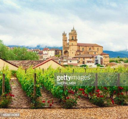 La Rioja Wine Country
