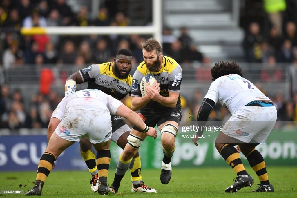 La Rochelle v Wasps -  Champions Cup