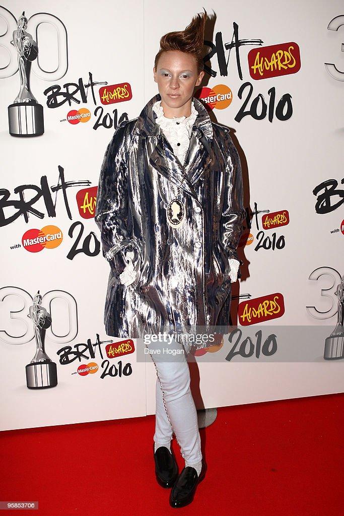 The Brit Awards 2010 - Shortlist Announced