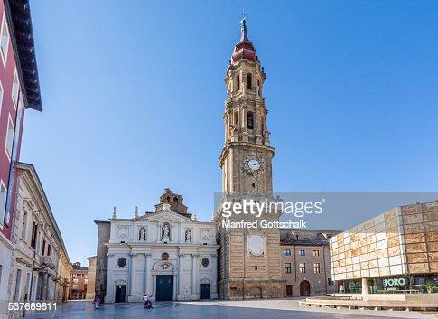 La Seo Cathedral Zaragoza