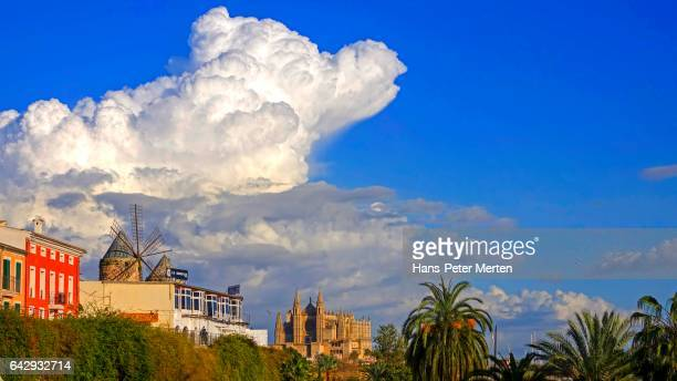 La Seu Cathedral, Palma de Mallorca, Majorca, Balearic Islands, Spain