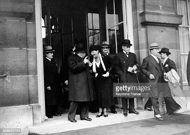 French louise weiss photos et images de collection getty - Cabinet du ministre des affaires etrangeres ...