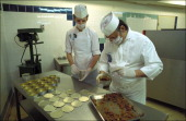 'La spatio gastronomie' at the |Hotel College of Souillac In Souillac France On April 131996