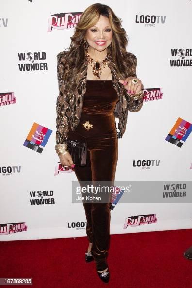 La Toya Jackson attends 'RuPaul's Drag Race' Season 5 Finale Reunion Coronation Taping on May 1 2013 in North Hollywood California
