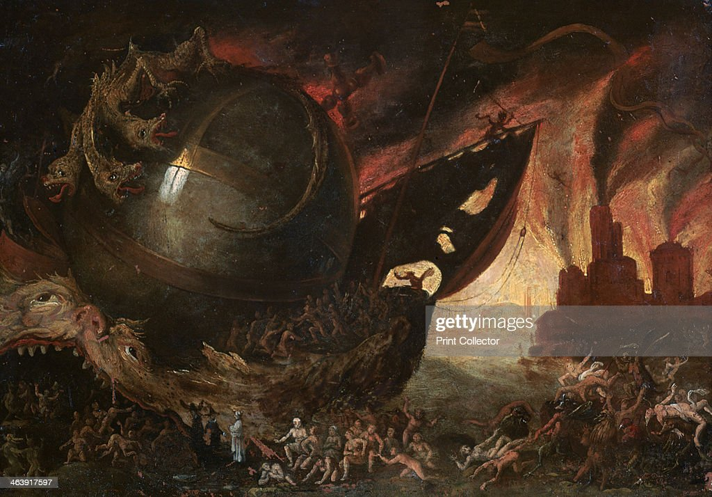 'La Traversée du Styx' c15911638 In Greek mythology Styx is the name of a river which formed the boundary between earth and the underworld Hades