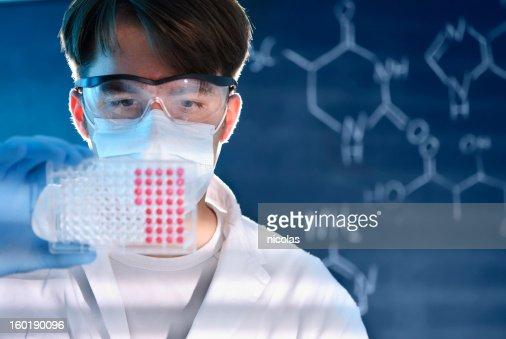 Esperimento di laboratorio