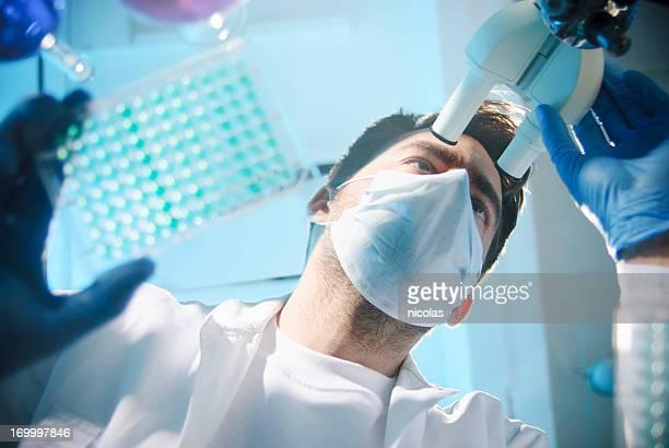 Lab expérimenter