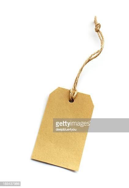 label tag isolated