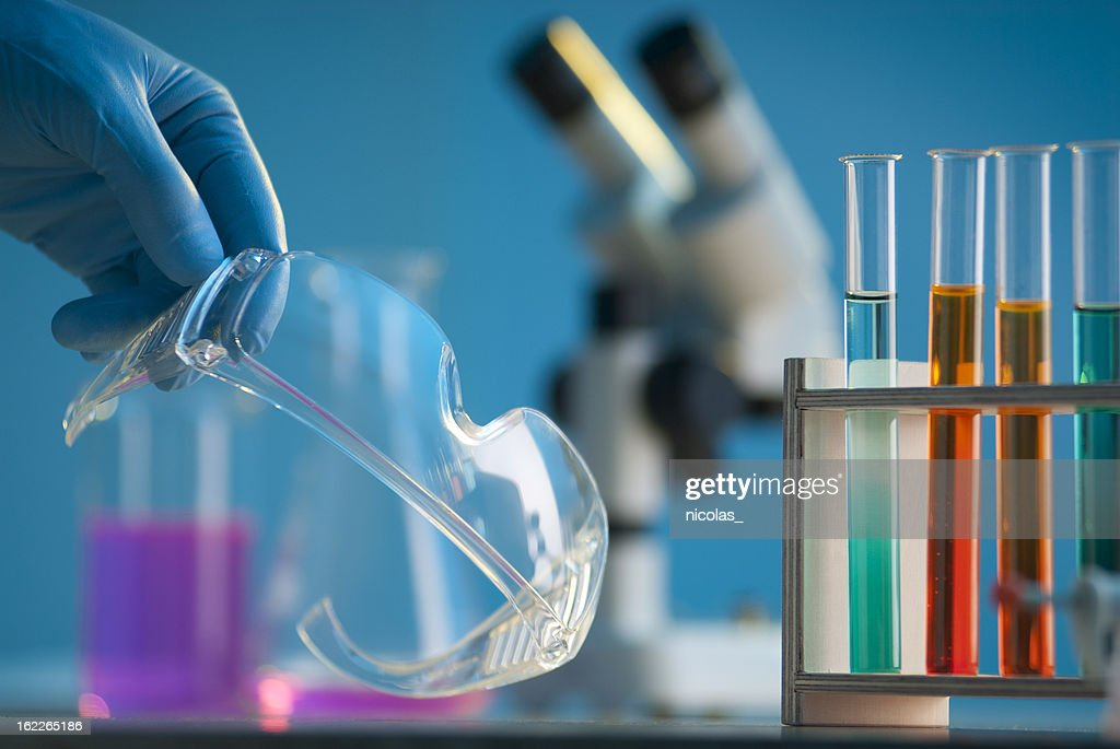 Laboratory : Stock Photo