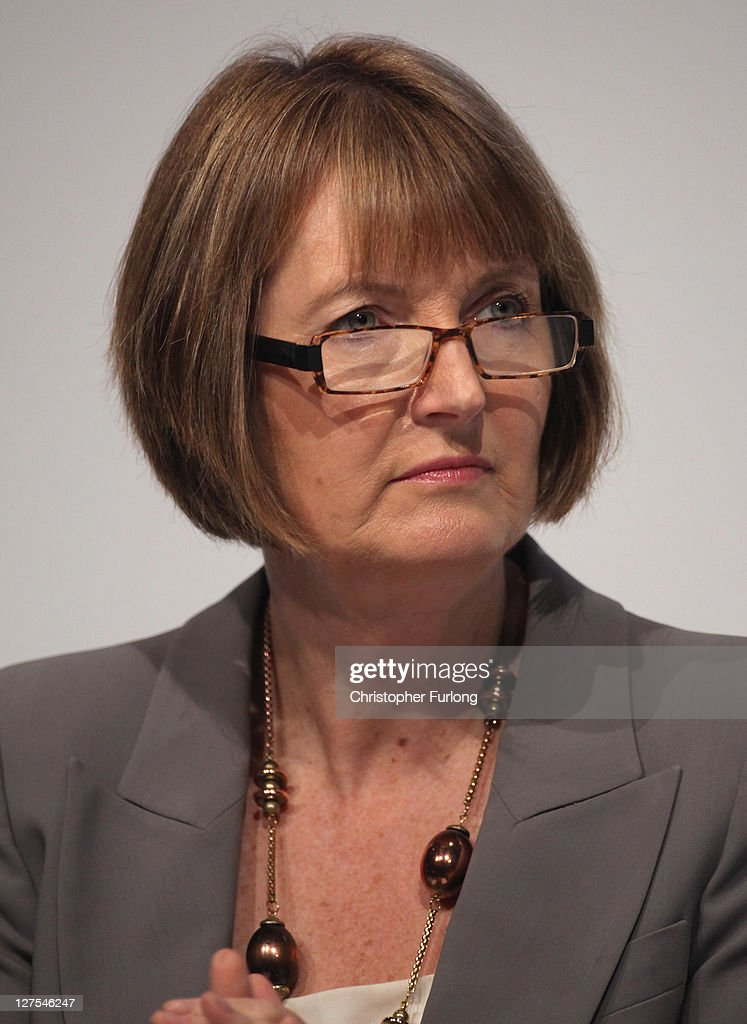Labour deputy leader <a gi-track='captionPersonalityLinkClicked' href=/galleries/search?phrase=Harriet+Harman&family=editorial&specificpeople=839866 ng-click='$event.stopPropagation()'>Harriet Harman</a> listens to speakers during the Labour party conference at the Echo Arena on September 29, 2011 in London, England. On the final day of the 2011 conference deputy leader <a gi-track='captionPersonalityLinkClicked' href=/galleries/search?phrase=Harriet+Harman&family=editorial&specificpeople=839866 ng-click='$event.stopPropagation()'>Harriet Harman</a> will make the final speech to supporters and delegates and challenge the way the Conservatives are making it harder for the public to register for voting.
