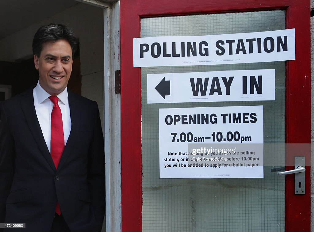 The UK General Election 2015 - The Nation Goes To The Polls