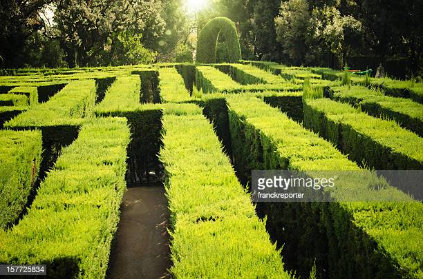 Labyrinthe Park à Barcelone North