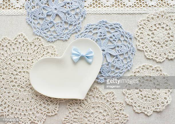 Lace and a heart