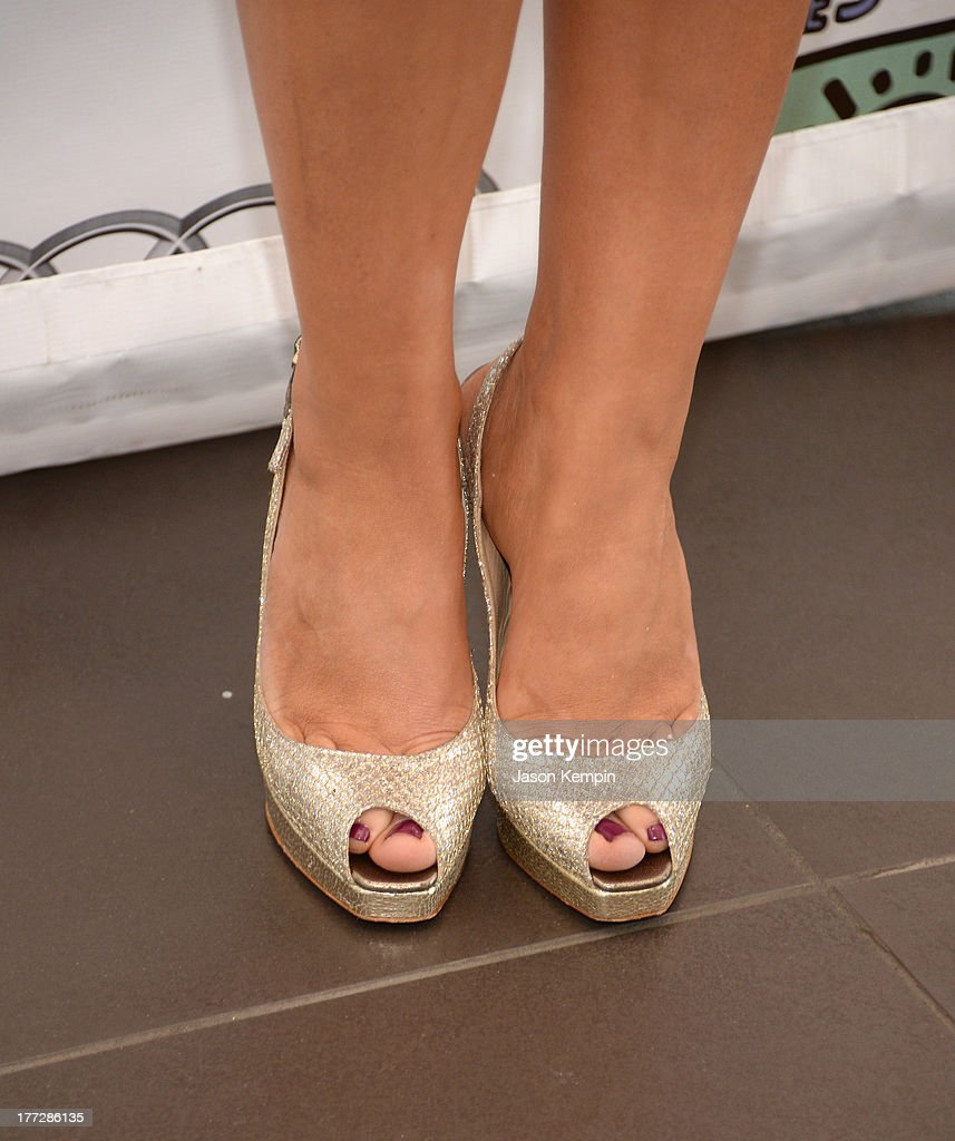 Lacey Chabert attends the Best Buddies Poker Event at Audi Beverly Hills on August 22, 2013 in Beverly Hills, California.
