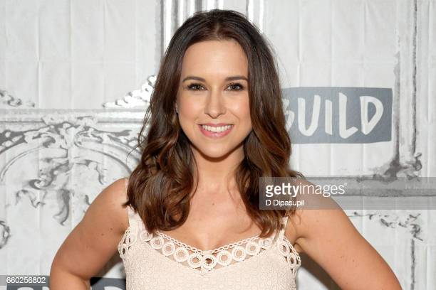 Lacey Chabert attends the Build Series to discuss 'Moonlight in Vermont' at Build Studio on March 29 2017 in New York City