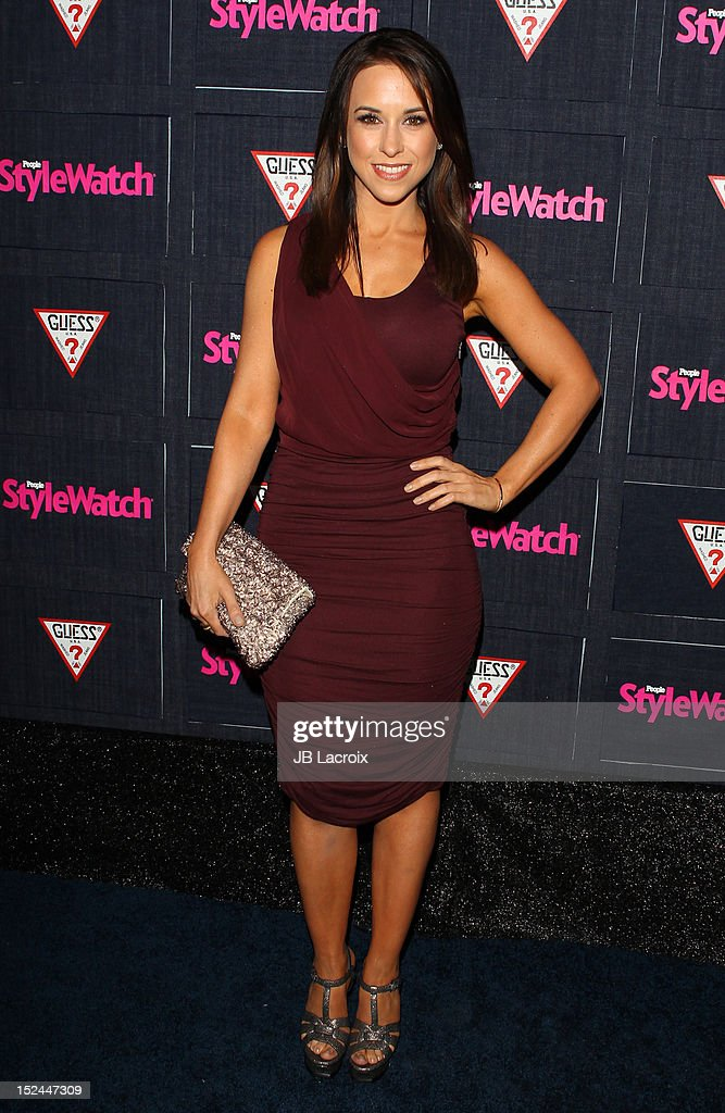 Lacey Chabert attends the People StyleWatch Hollywood Denim Party at Palihouse Holloway on September 20, 2012 in West Hollywood, California.