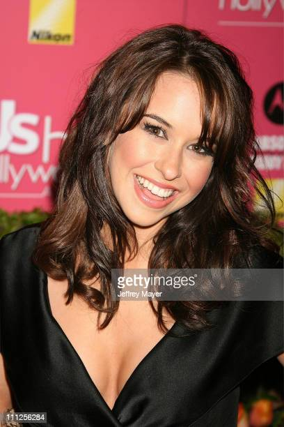Lacey Chabert during 2006 US Weekly Hot Hollywood Awards Arrivals at Republic Restaurant Lounge in Los Angeles California United States