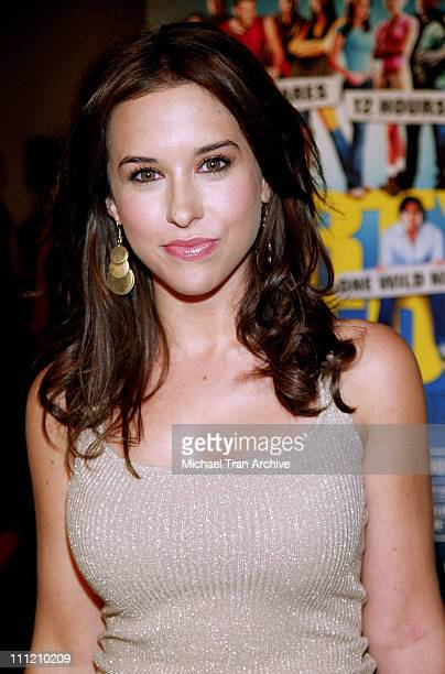 Lacey Chabert during 'Dirty Deeds' Los Angeles Premiere Arrivals at Directors Guild of America in West Hollywood California United States