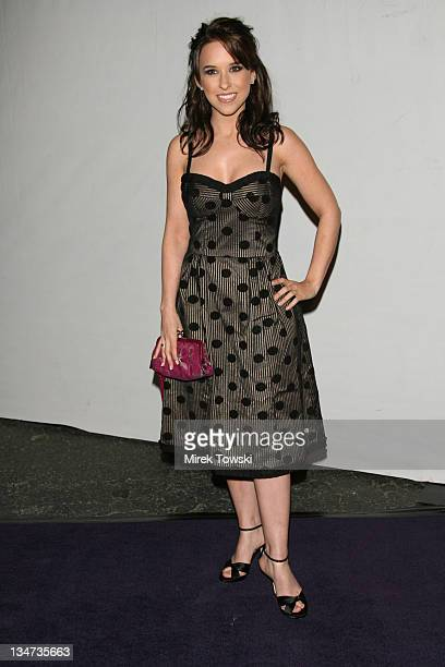 Lacey Chabert during Los Angeles Lakers 3rd Annual Mirage Las Vegas Casino Night/Bodog Celebrity Poker Invitational Benefiting the Lakers Youth...
