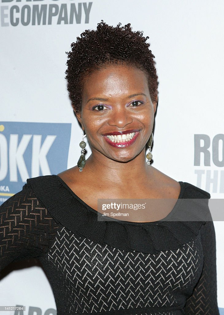 LaChanze attends The Roundabout Theatre 2012 Spring Gala 'From Screen to Stage' dinner and auction at the Hammerstein Ballroom on March 12, 2012 in New York City.