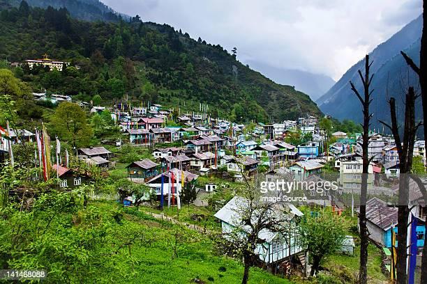 Lachen, Himalayan Kanchenjunga Region, Sikkim, India