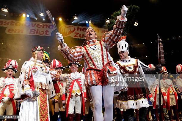 Lachende Kölnarena Karneval in der LanxessArena Köln