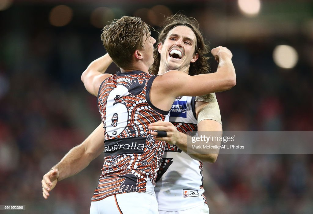 AFL Rd 11 - GWS v Essendon