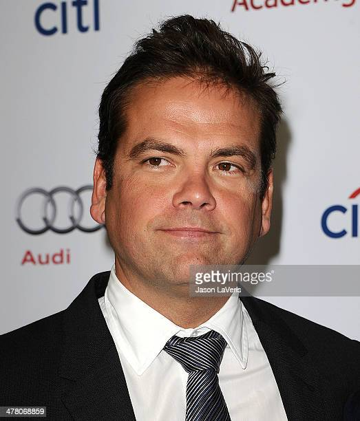 Lachlan Murdoch attends the Television Academy's 23rd Hall of Fame induction gala at Regent Beverly Wilshire Hotel on March 11 2014 in Beverly Hills...