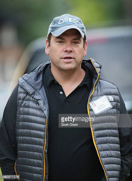 Lachlan Murdoch coexecutive chairmen of 21st Century Fox attends the Allen Company Sun Valley Conference on July 11 2015 in Sun Valley Idaho Many of...