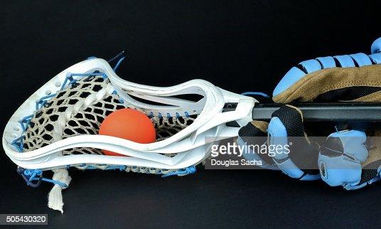 Lacrosse game equipment