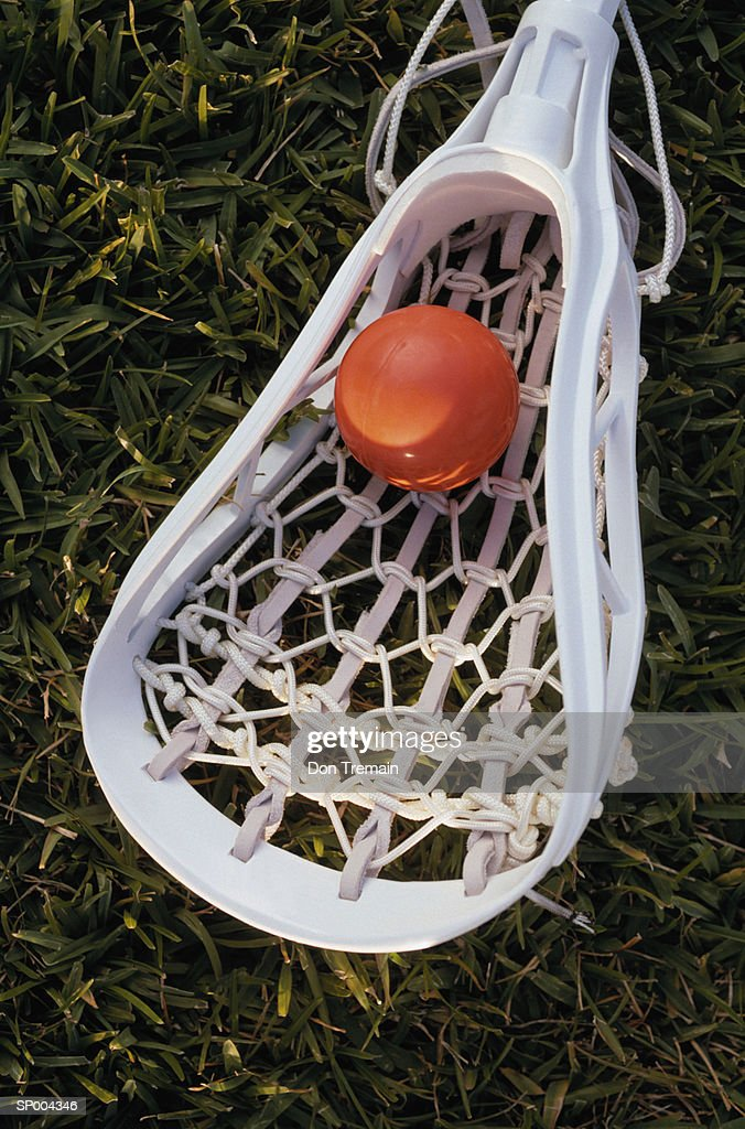 Lacrosse Stick and Ball