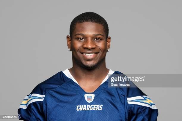 LaDainian Tomlinson of the San Diego Chargers poses for his 2007 NFL headshot at photo day in San Diego California