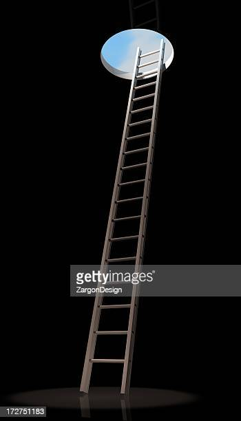 Ladder out of the depths