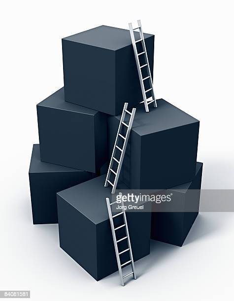 Ladders on cubes