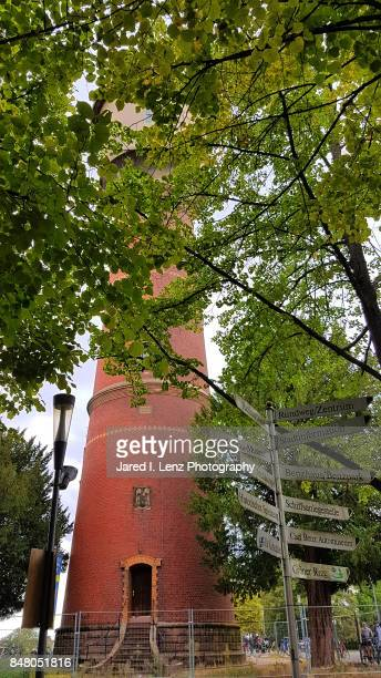 Ladenburg Water Tower Hidden (Germany)