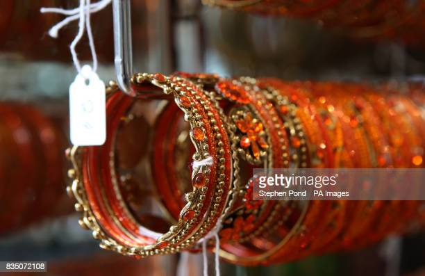 Ladies bangles for sale on Ladypool Road Birmingham
