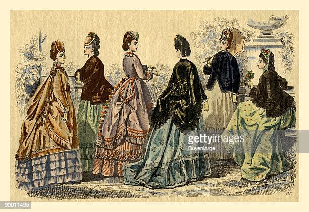 Ladies on the Veranda