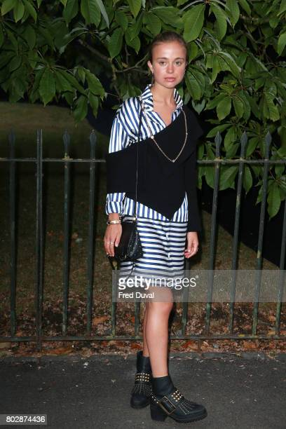 Lady Amelia Windsor attends The Serpentine Galleries Summer Party at The Serpentine Gallery on June 28 2017 in London England