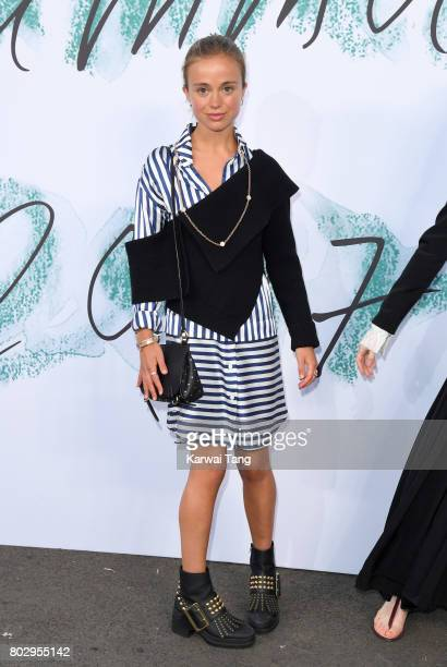 Lady Amelia Windsor attends The Serpentine Gallery Summer Party at The Serpentine Gallery on June 28 2017 in London England