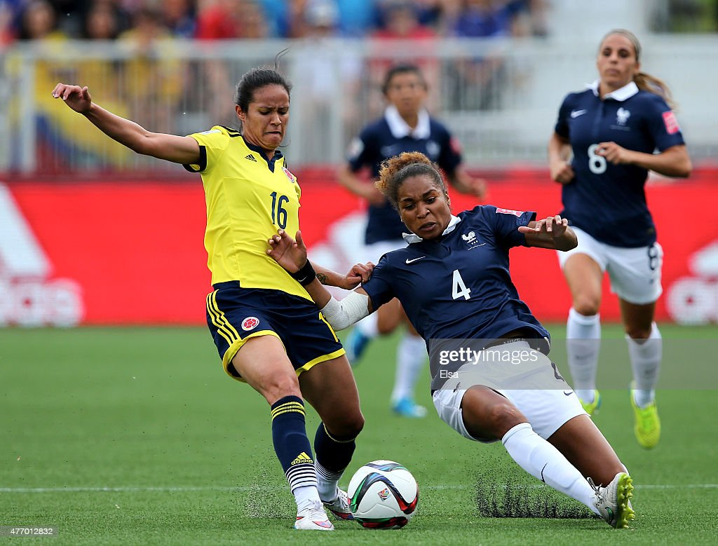 France v Colombia: Group F - FIFA Women's World Cup 2015